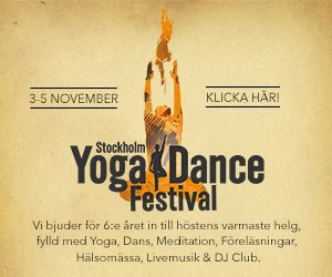 yoga and dance festival