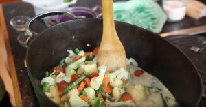 ayurvedisk matlagning