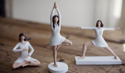 yogafiguriner