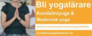yogalärarutbildning