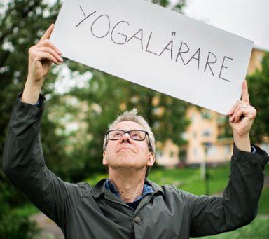 yogalärare och Yogagalan