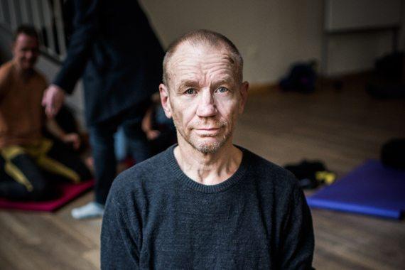 """Ingemar Sköld: """"Meditation är som ett filter till tjattret"""""""