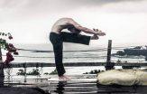 Hårdrockstrummisen Erik Persson blev yogalärare