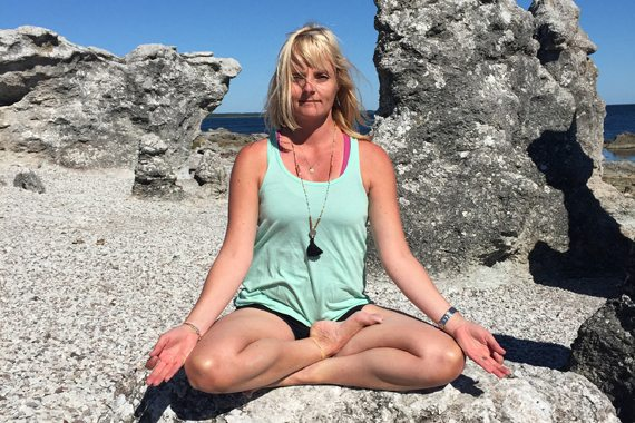 Yogamamman Maria Forslund