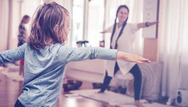 På lika villkor: Helen Larsson vill ge alla barn möjlighet att yoga