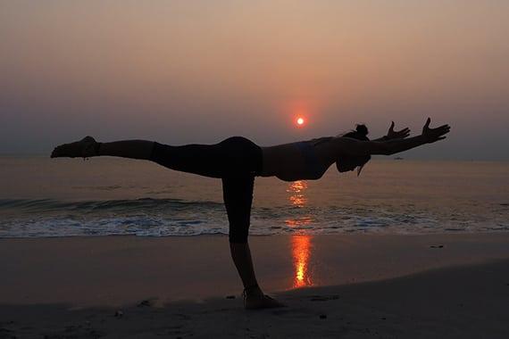 Livsstilsföretag sponsrar Yogagalan 2019