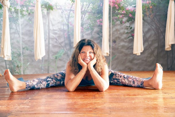 """Maria Boox: """"Yogan förändrade mitt liv"""""""