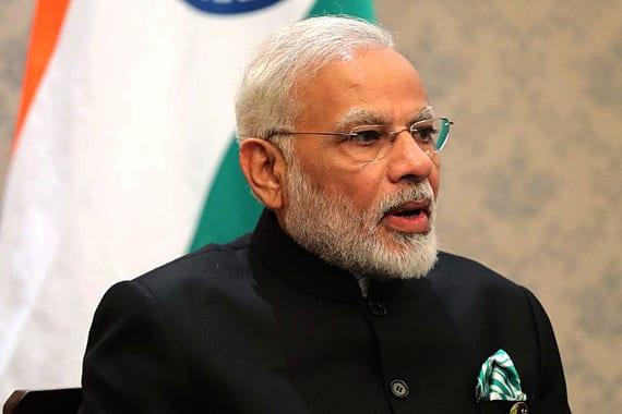 """Indiens premiärminister: """"Yogan förenar oss i hälsa och lycka"""""""