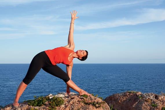 Nordiska Yogainstitutet reser till Kerala varje år