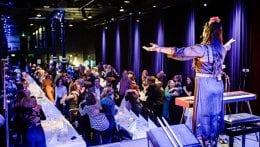 Yogagalan 2019 närmar sig med stormsteg. Liksom tidigare år så arrangeras galakvällen på Södra Teatern, årets datum är den 7 februari.