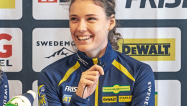 Hanna Öberg skidskytte
