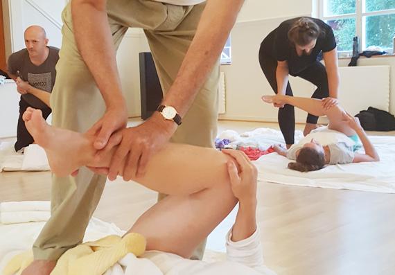 Yogamassage