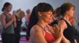 Populära yogalärare på Yoga Games