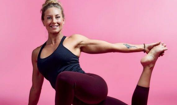 Johanna Hector: Välj yogaform efter person och stil