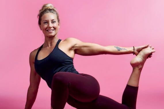 Johanna Hector om valet av yogaform