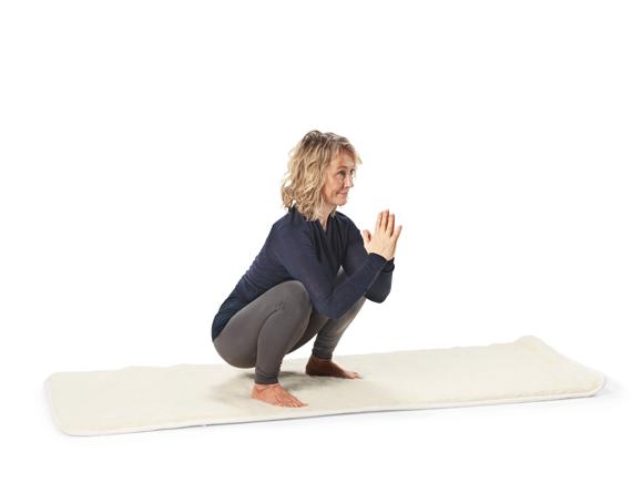 Yoga för en nybörjare