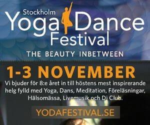 yoga och dance festival