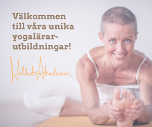 helhetsakademin yogalärarutbildning
