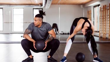 yogapanelen om träning