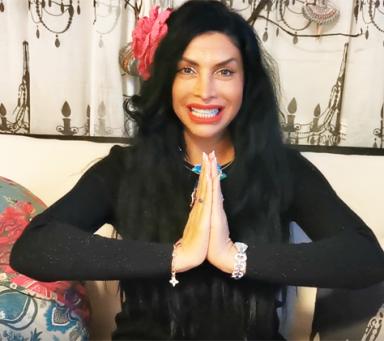 Zinat bjuder in till Yogagalan 2020