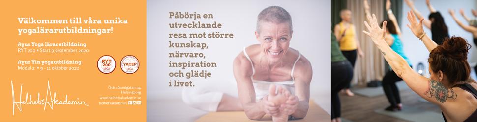 helhetsakademin yogautbildning