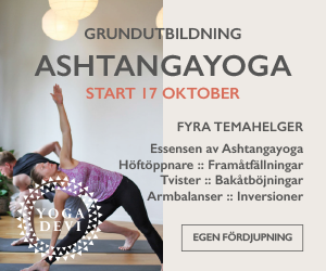 ashtangayogalärare yoga devi