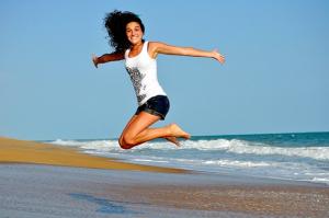ny energi med yoga online