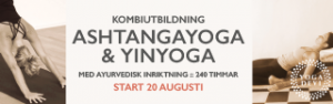 Yogautbildning på Yoga Devi.