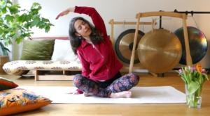 yogaklass online