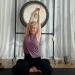yogaklass med gongbad