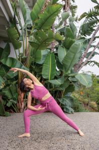 unga yogalärare förändrar världen