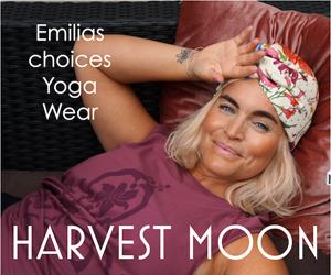 harvest moon yoga wear