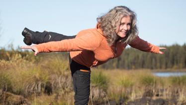 yoga i kiruna