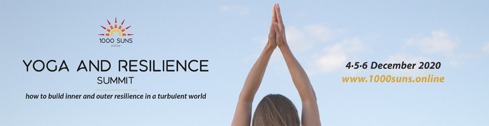 Yoga and resilience summit 2020