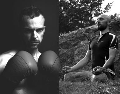 yoga vd boxning