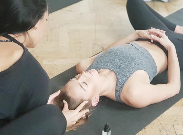yogastudio räddad