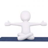 yogamatta lika med sittplats