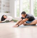 yoga ökade under pandemin